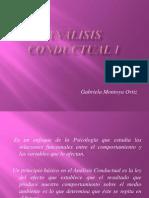 Análisis Conductual2
