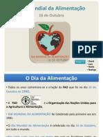 2- Dia Mundial da Alimentação