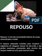 REPOUSO - 7º Ano