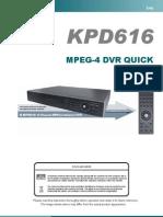 Kpd616 Quick