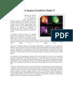 Adobe Lanza Creative Suite 5