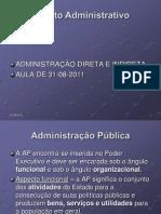 Adm Direta e Indireta 31ago2011