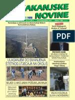 Kakanjske novine [broj 177, 15.11.2011]