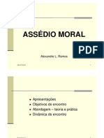 slides assédio
