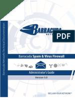 Barracuda Spam & Virus Firewall 5.0 AG US