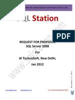 SQL Station Proposal