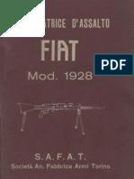Mitragliatrice Fiat Mod 28 Safat 1930