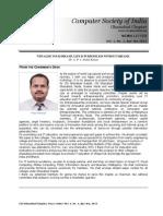 CSI Gzb Newsletter Q12011