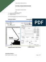 Mo Registration Functional Design Specs V