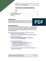Instalasi Database Oracle10g Di Windows