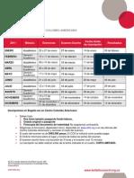 Colombia Examenes Nuestros Examenes Ielts Fechas y Precios Ccabta2011 Es