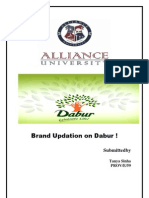 Dabur Assignment