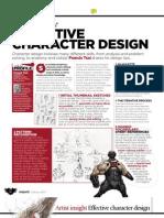 Effective Character Design - ImagineFX - Francis Tsai