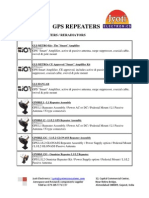 GPS REPEATERS-Jyoti Electronics