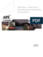 GPS Re Transmission Inside Military Ground Vehicles-Jyoti Electronics