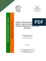 Tratados Vigentes en Mexico Hasta 2007
