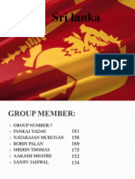 Sri Lanka PPT Group No.7 Mms c