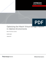 Optimizing the Hitachi Virtual Storage Platform Best Practices Guide
