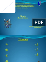 Glosario Digital (Base de Datos)
