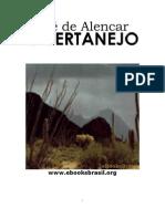Jose de Alencar O Sertanejo