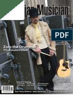 Christian Musician Magazine - NovDec 2011