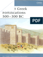 Ancient Greek Fortifications 500-300 BC-Ocr