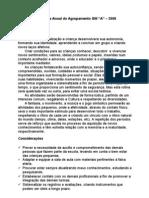 Programa Anual Do Agrupamento GIII 2008