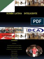 Memorias Rumba Latina Inteligente Work Shop