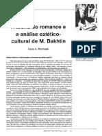 A Teoria Do Romance Em M Bakhtin