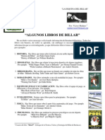 44 Algunos Libros de Billar