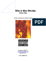 Bible of Man Worship, Volume 2 (PDF)