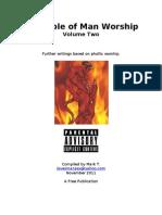 Bible of Man Worship, Volume 2 (MS Word)