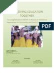 Improving Education Together