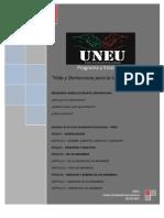 Estatutos y Programa UNEU