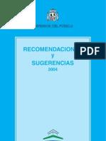 RECOMENDACION2004