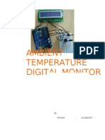 Digital Thermometer Reloaded