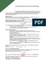 Wyznaczanie równoważnika Elektrochemicznego Miedzi i Stałej Faraday