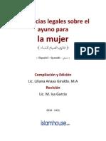 es_Sentencias_Legales_sobre_el_ayuno_para_La_Mujer