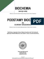 BIOCHEMIA - Podstawy Biochemii Dla Ochrony Srodowiska UW
