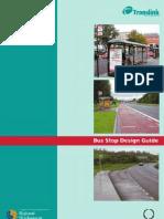 Busstop Designguide