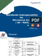 Dcs Wi MAX Protocol