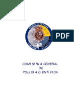 COMISARIA GENERAL DE POLICIA CIENTIFICA