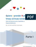 Quiero Aprender Rumano I