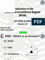142 BFSB Overview