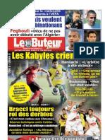 LE BUTEUR PDF du 20/11/2011