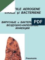 Tema 17.Infectiile aerogene