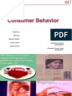 Consumer Behaviour(Sec a ,Sec b Combined)