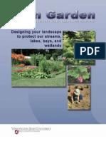 Western Washington Rain Garden Handbook