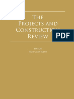 Brazilian Construction Law-The Projects and Constructions Law Review - Fq Tef -Out2011