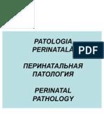 Patologia perinatala.